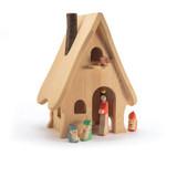 Ostheimer Wooden Fairy Tale House
