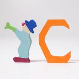 Grimm's Deco Letter C
