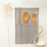 Travel Cutlery Pouch