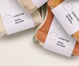 Reusable Bamboo and Organic Cotton Facial Rounds