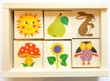 Atelier Fischer Memory Game - Nature