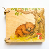 Atelier Fischer Wooden Picture Book - Bears