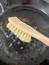 Iris Hantverk Kitchen Pan Brush - Long