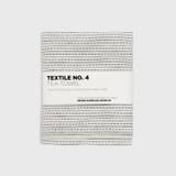 Textile No 4 Sashiko White