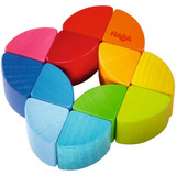 HABA Clutching Toy Rainbow Ring (2411)