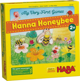 HABA My Very First Games Hanna Honeybee