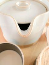 Hasami Porcelain Teapot - Gloss Grey