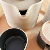 Hasami Porcelain Teapot - Natural