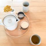 Hasami Porcelain Creamer - Gloss Grey