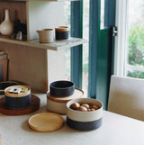Hasami Porcelain Bowl (5.6 inches) - Matte Natural