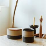 Hasami Porcelain Bowl (7.3 inches) - Matte Natural