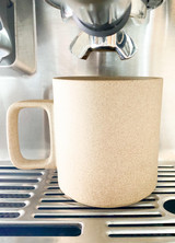 Hasami Porcelain Coffee Mug - Matte Natural