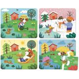 Vilac Puzzle 4 Seasons