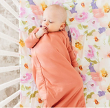 Kyte Baby Bamboo Sleep Bag in Terracotta