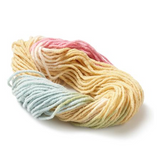 Filges Multi- Coloured Knitting Wool - Pastel