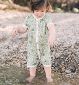 Milkbarn Cotton Romper
