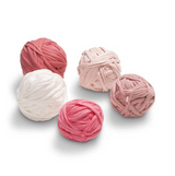 Cotton Knitting Thread - Pink Colours