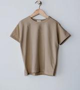 The Boxy Tee - Short Sleeve Mushroom