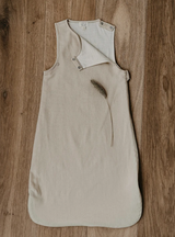The Essential Sleep Sack (Merino Wool/Cotton/Linen) - Oatmeal