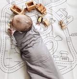 Kyte Baby Bamboo Sleep Bag in Clay 1.0