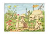 Tales of the Mushroom Folk