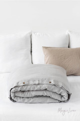 MagicLinen Queen Duvet Cover