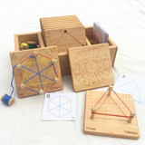 Geometry Cards + Box