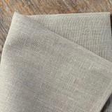 Fog Linen Tea Towel - Solid Natural