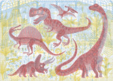 Londji Puzzle Discover the Dinosaurs (200 pc)