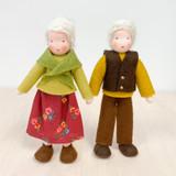 Waldorf Dollhouse Doll - Grandma