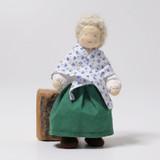 Grimm's Dollhouse Doll - Grandma Mathilda