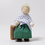 Grimm's Dollhouse Doll - Grandma Mathilda