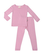 Kyte Baby Bamboo Long Sleeve Toddler Pajamas in Dusk