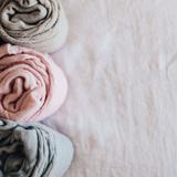 Lamington Merino Wool Tights Cable Knit - Cherry Blossom, Oatmeal, Snow Grey