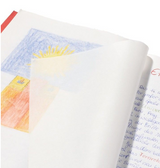 Journal Book with Onion Skin