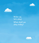 Wake Up, Let's Play! - Boarbook