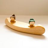 Natural Canoe
