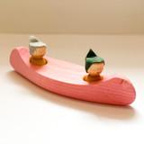 Light Pink Canoe