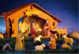 Ostheimer Nativity Figure - Mary II