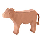 Ostheimer Wooden Brown Ox II Standing