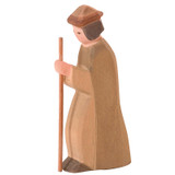 Ostheimer Nativity Figure - Shepherd Standing II