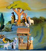 Ostheimer Nativity Figure - Shepherd Standing II