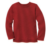 Disana Merino Wool Knitted Children's Jumper  - New Style