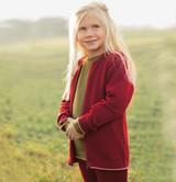 Disana Merino Wool Knitted Children's Jumper  - New Style