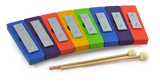 Pentatonic Rainbow Glockenspiel 8 Keys