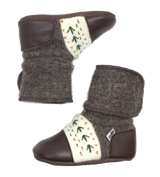 Nooks Wool Booties - Carmanah