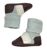 Nooks Wool Booties - Sea Glass