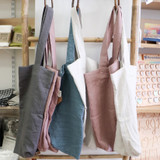 MagicLinen Tote Bag - Grey Blue