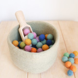 Papoose Balls Small (100pc) - Spring Colours