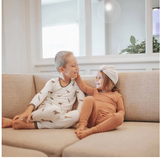 Kyte Baby Bamboo Long Sleeve Toddler Pajamas in Spi